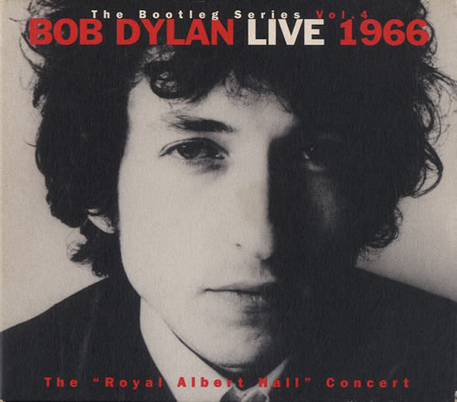 Bob Dylan Live 1966: The Bootleg Series Vol.4 2 CD album set (Double CD) UK DYL2CLI576495