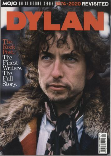 Bob Dylan Mojo: The Collectors' Series - 1974-2020 Revisited magazine UK DYLMAMO765710