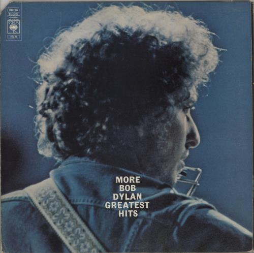 Bob Dylan More Bob Dylan Greatest Hits - 1st - EX 2-LP vinyl record set (Double Album) UK DYL2LMO210144