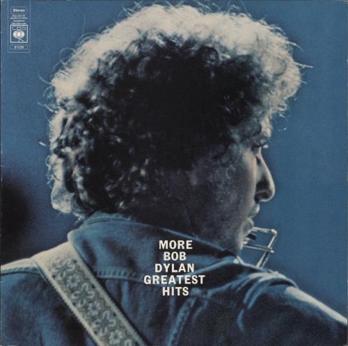 Bob Dylan More Bob Dylan Greatest Hits - 1st 2-LP vinyl record set (Double Album) UK DYL2LMO317534