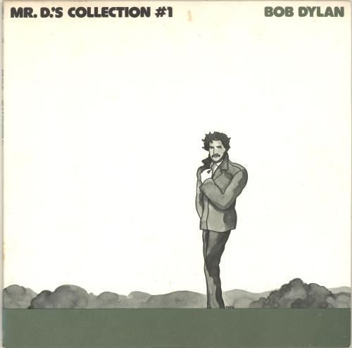 Bob Dylan Mr D's Collection #1 - EX vinyl LP album (LP record) Japanese DYLLPMR431677