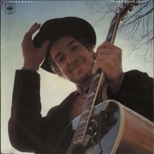 Bob Dylan Nashville Skyline - 1st Mono - Quality - VG vinyl LP album (LP record) UK DYLLPNA722820