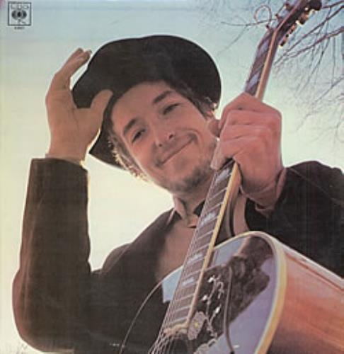 Bob Dylan Nashville Skyline - 1st Mono - Quality vinyl LP album (LP record) UK DYLLPNA105167