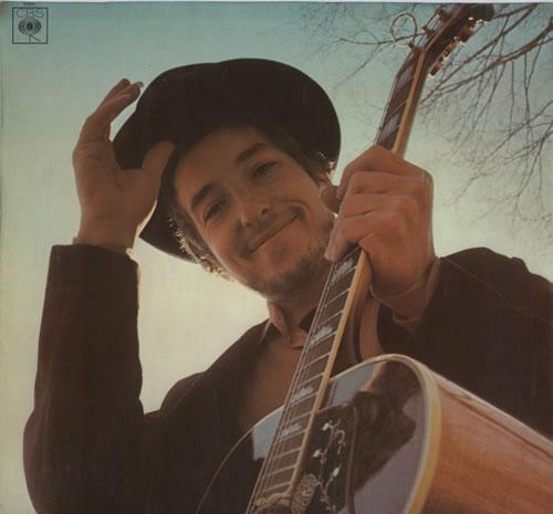 Bob Dylan Nashville Skyline - Stereo - Upton vinyl LP album (LP record) UK DYLLPNA550701