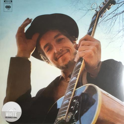 Bob Dylan Nashville Skyline - White Vinyl - Sealed vinyl LP album (LP record) UK DYLLPNA761914
