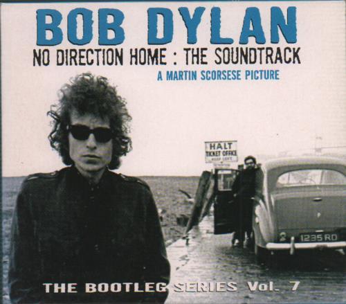 Bob Dylan No Direction Home 2 CD album set (Double CD) UK DYL2CNO655048