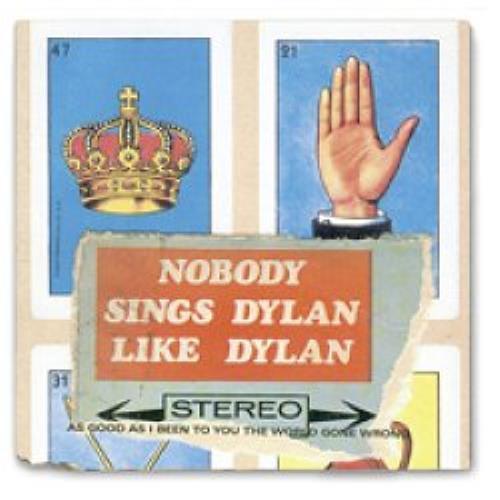 Bob Dylan Nobody Sings Dylan Like Dylan CD album (CDLP) UK DYLCDNO501023