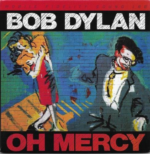 Bob Dylan Oh Mercy - Super Audio CD - Sealed super audio CD SACD US DYLSAOH762077