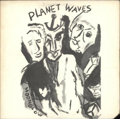 Bob Dylan Planet Waves vinyl LP album (LP record) US DYLLPPL699488
