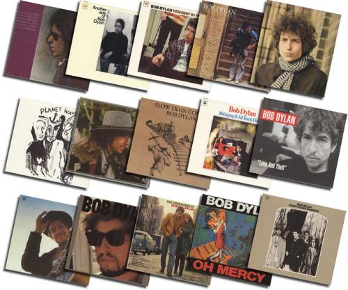 Bob Dylan Revisited - The Remasters CD Album Box Set US DYLDXRE275020