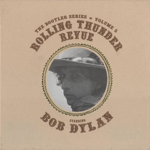 Bob Dylan Rolling Thunder Revue [The Bootleg Series Volume 5] 3-LP vinyl record set (Triple Album) US DYL3LRO508800