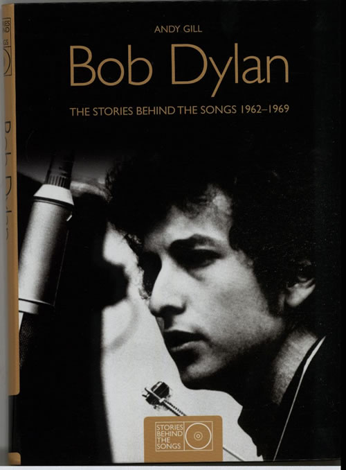 Bob Dylan Stories Behind the Songs 1962-1969 book UK DYLBKST550453
