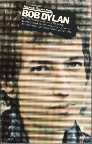 Bob Dylan Studies In Modern Music book UK DYLBKST695920