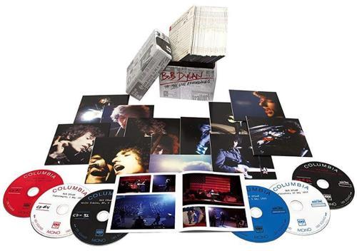 Bob Dylan The 1966 Live Recordings CD Album Box Set UK DYLDXTH743818