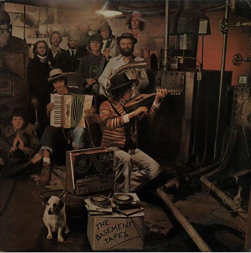 Bob Dylan The Basement Tapes - 1st 2-LP vinyl record set (Double Album) Spanish DYL2LTH578276