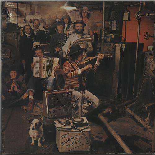 Bob Dylan The Basement Tapes - 1st 2-LP vinyl record set (Double Album) Dutch DYL2LTH668647