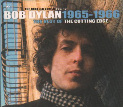 Bob Dylan The Best Of The Cutting Edge 1965-1966: The Bootleg Series Vol. 12 2 CD album set (Double CD) UK DYL2CTH655054