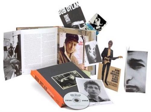 Bob Dylan The Bob Dylan Scrapbook 1956-1966 book UK DYLBKTH347218
