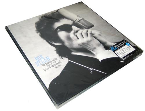 07720c27359 BOB DYLAN The Bootleg Series Volumes 1-3 (Rare   Unreleased) 1961-1991  (1993 Japanese Sony label 58-track 3-CD album box set