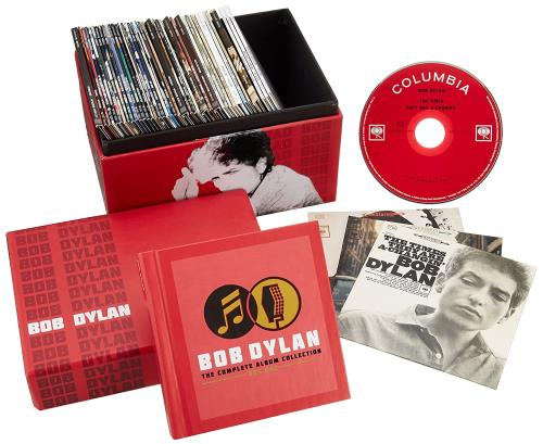 Bob Dylan The Complete Album Collection Vol. One CD Album Box Set UK DYLDXTH748316