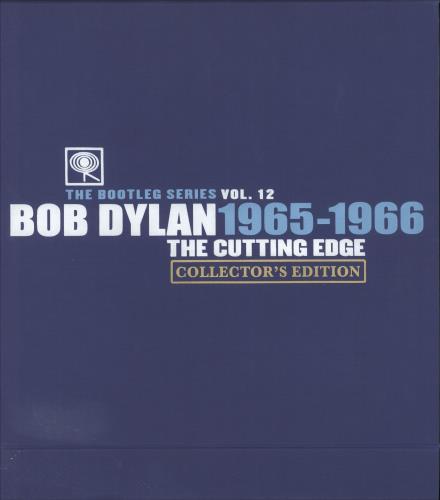 Bob Dylan The Cutting Edge 1965 – 1966: The Bootleg Series Vol.12: Collector's Edition box set US DYLBXTH695793