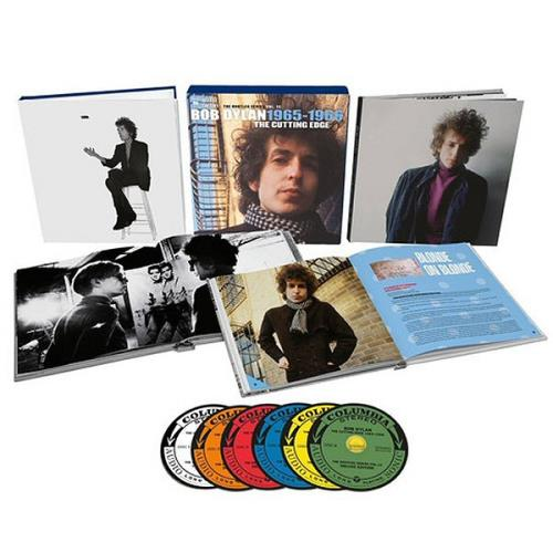 Bob Dylan The Cutting Edge 1965-1966 - Sealed 6-CD album set UK DYL6CTH653728