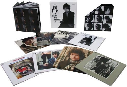 Bob Dylan The Original Mono Recordings CD Album Box Set UK DYLDXTH519513