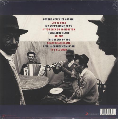 Bob Dylan Together Through Life + CD - Sealed 2-LP vinyl record set (Double Album) UK DYL2LTO465914