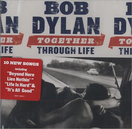 Bob Dylan Together Through Life CD album (CDLP) Hong Kong DYLCDTO483157