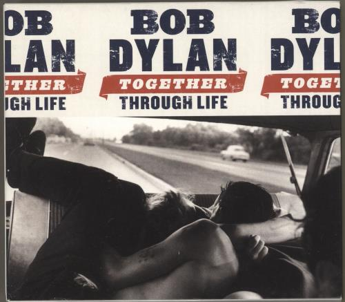 Bob Dylan Together Through Life 3-disc CD/DVD Set UK DYL3DTO727325