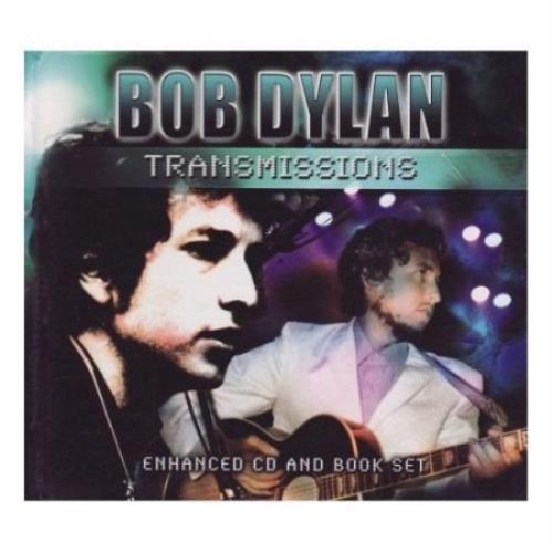 Bob Dylan Transmissions CD album (CDLP) UK DYLCDTR422147
