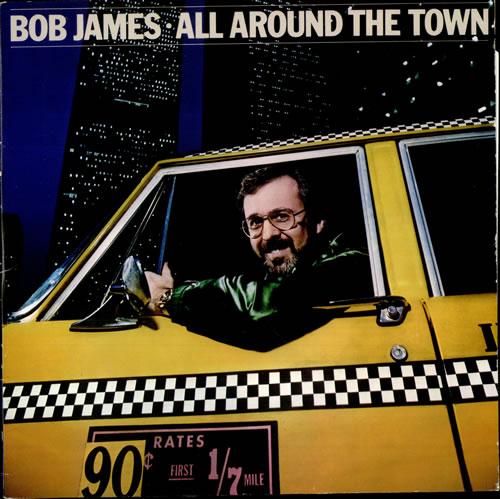 Bob James All Around The Town 2-LP vinyl record set (Double Album) UK BOJ2LAL516014