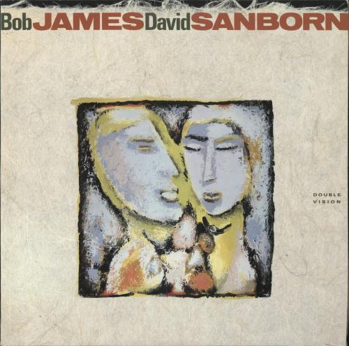 Bob James Double Vision vinyl LP album (LP record) German BOJLPDO289522