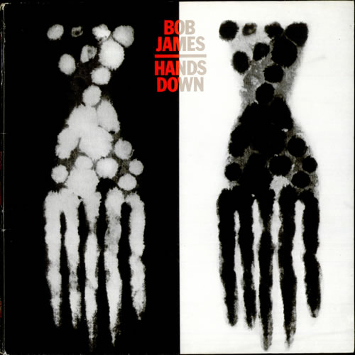 Bob James Hands Down vinyl LP album (LP record) UK BOJLPHA516514