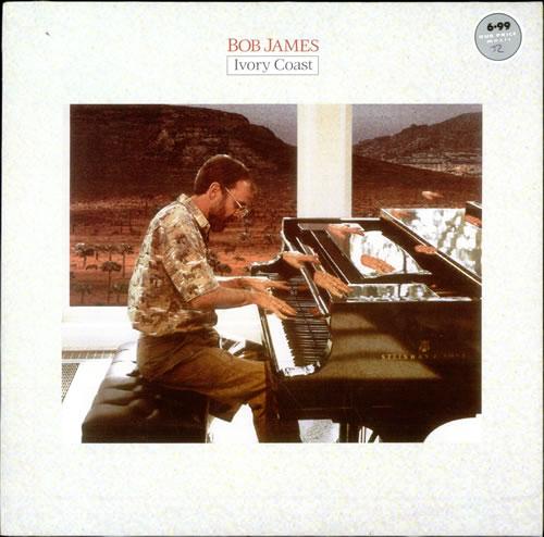 Bob James Ivory Coast vinyl LP album (LP record) German BOJLPIV516513