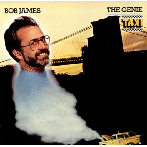 Bob James The Genie - Themes & Variations From The TV Series 'Taxi' vinyl LP album (LP record) UK BOJLPTH421037