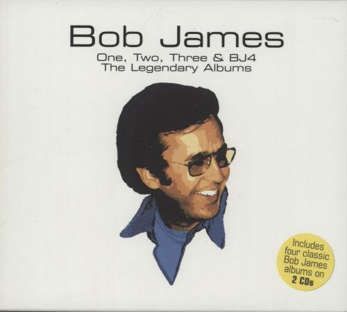 Bob James The Legendary Albums 2 CD album set (Double CD) UK BOJ2CTH668996