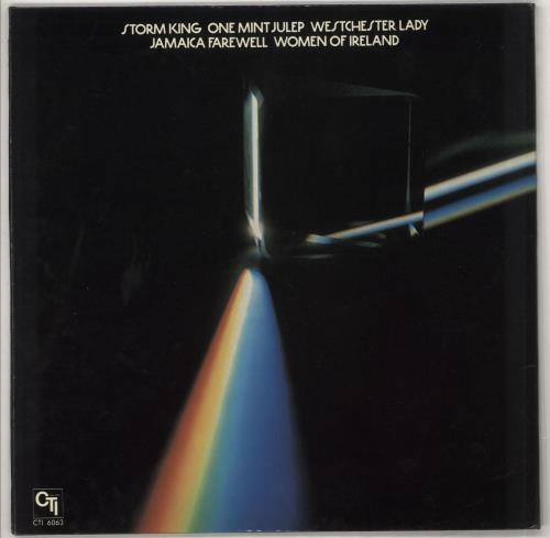 Bob James Three vinyl LP album (LP record) US BOJLPTH728632