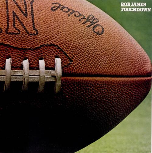 Bob James Touchdown vinyl LP album (LP record) UK BOJLPTO478085