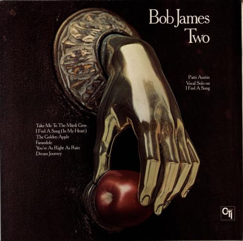 Bob James Two vinyl LP album (LP record) UK BOJLPTW446443
