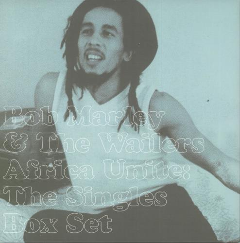 "Bob Marley Africa Unite: The Singles Box Set [Vinyl] 7"" box set UK BML7XAF346496"