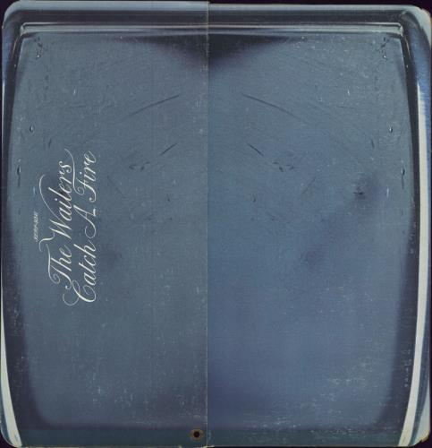 Bob Marley Catch A Fire 1st Uk Vinyl Lp Album Lp Record