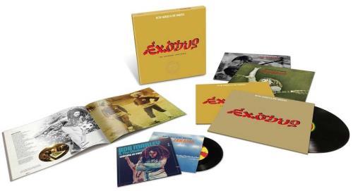 Bob Marley Exodus (The Movement Continues...) - Sealed Box Vinyl Box Set UK BMLVXEX710360