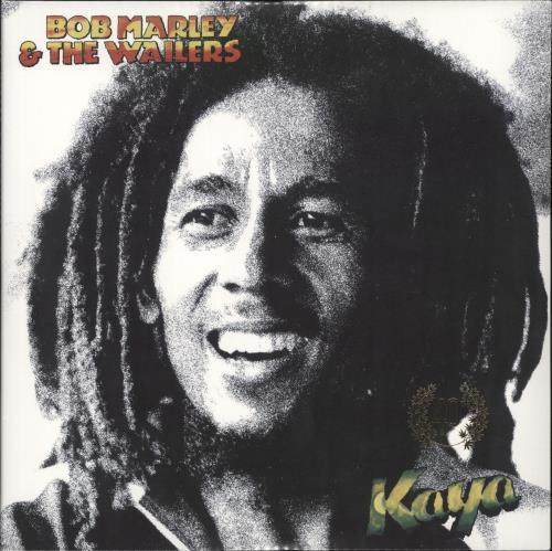 Bob Marley Kaya - Green Vinyl - Sealed 2-LP vinyl record set (Double Album) UK BML2LKA704253