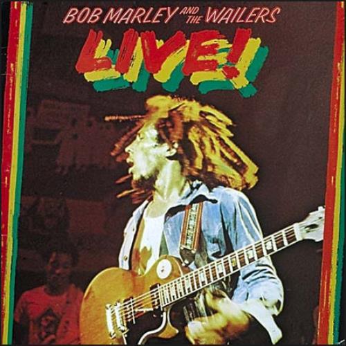 Bob Marley Live! SHM CD Japanese BMLHMLI504867