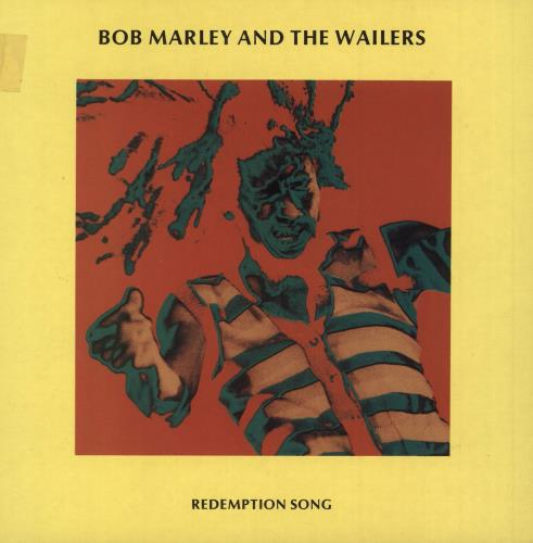 """Bob Marley Redemption Song - EX 7"""" vinyl single (7 inch record) UK BML07RE129032"""