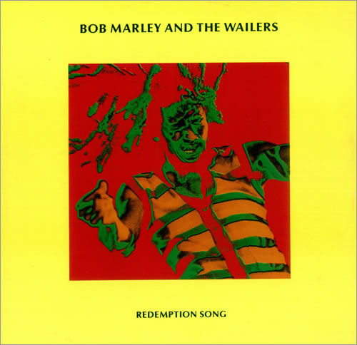 """Bob Marley Redemption Song 12"""" vinyl single (12 inch record / Maxi-single) UK BML12RE438940"""