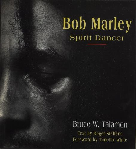 Bob Marley Spirit Dancer book US BMLBKSP684351