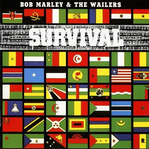 Bob Marley Survival CD album (CDLP) UK BMLCDSU611705