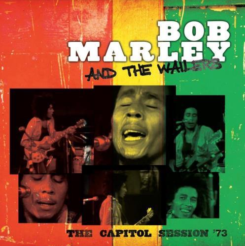 Bob Marley The Capitol Session '73 - Red & Green Vinyl - Sealed 2-LP vinyl record set (Double Album) UK BML2LTH774785